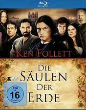 Ken Follett´s DIE SÄULEN DER ERDE [Blu-ray] Donald Sutherland, M.Macfadyen OVP