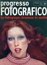 """"""" PROGRESSO FOTOGRAFICO * N°2 di FEBBRAIO 1973 """""""