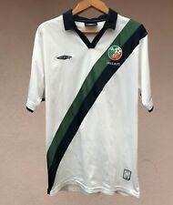 REPUBLIC OF IRELAND NATIONAL TEAM AWAY FOOTBALL SOCCER SHIRT JERSEY MAGLIA UMBRO