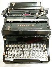 Adler Typewriter Model 25 1928