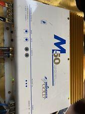 Old School Phoenix Gold M50 2-Channel Car Amp
