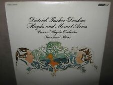 Fischer-Dieskau Peters HAYDN and MOZART ARIAS Vienna Orchestra RARE SEALED SS LP