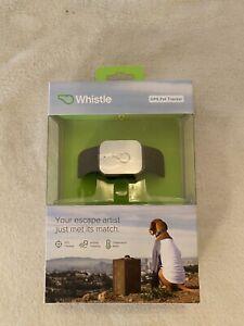 Whistle - GPS Pet Tracker - Gray
