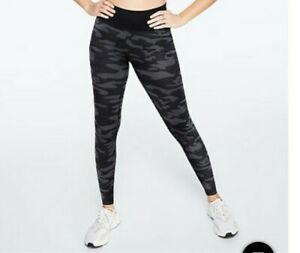 New XL V.S. Pink  Seamless Black Camo Workout Tight Extra Large  V.S. legging
