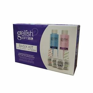Gelish Soft Gel Basix kit #1224002