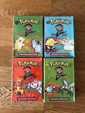 Pokemon Base Set 2 Theme Deck Lot SEALED!