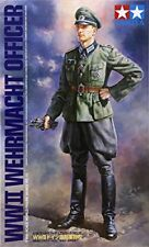 TAMIYA 1/16 WWII Wehrmacht Officer Model Kit NEW from Japan