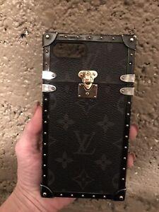 Louis Vuitton Authentic Iphone 7 Plus Phone Trunk