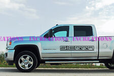 GMC Sierra Truck Side Stripes Decals Off Road Stickers Set of 2 Racing Car Decal
