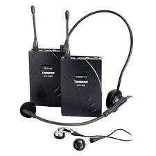 Original Takstar 938 UHF wireless tour guide system Teach Train Visit Tourism