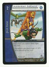 VS Systems DC Comics {Upper Deck 2004, 1st ED} DDR-143 AIRBORN ASSAULT Nice!