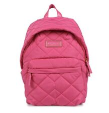 Marc Marc Jacobs Rucksack Bag Medium Quilted Backpack Pink M0011321-987