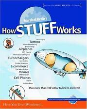 Marshall Brain's How Stuff Works Brain, Marshall, HowStuffWorks.com Hardcover