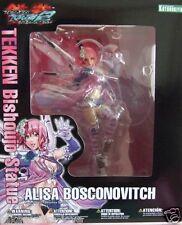 Used Kotobukiya Tekken Bishoujo Alisa Bosconovitch 1:7 PVC From Japan