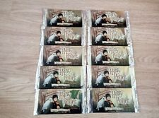 HARRY POTTER AND THE SORCERER'S STONE - Movie Trading Cards - 10 Pack