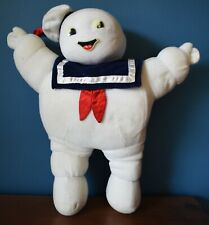 """Vintage 1980s Original Ghostbusters Kenner 13"""" Plush Stay Puft Marshmallow Man"""