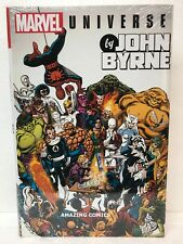 MARVEL UNIVERSE BY JOHN BYRNE OMNIBUS VOL 01 Hardcover HC - NEW MSRP $125