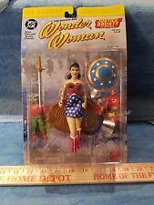 DC Direct Wonder Woman Action Figure Justice Society 2000 - NEW MOC