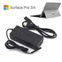 For Microsoft Surface Pro 4 Pro 3 Tablet Power Supply 1625 Adapter 12V Charger