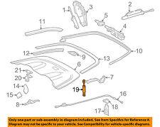 MERCEDES OEM 99-03 CLK320 Convertible/soft Top-Shock Left 2087500136