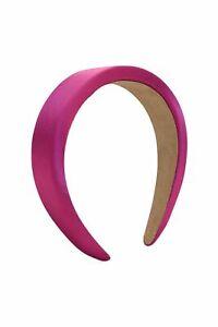 Morgan & Taylor Rita Headband in Hot Pink
