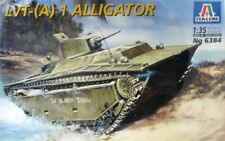 ITALERI 6384 LVT-(A) 1 Alligator 1:35