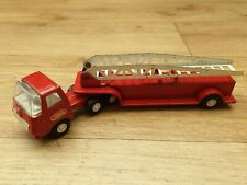 Vintage Tiny Tonka Fire Engine 1970s Rare