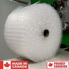 "1/2"" Bubble Wrap 12"" x 100' Roll Padding Cushion Packing Shipping Moving Grade"