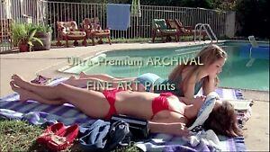 PHOEBE CATES Fast Times JENNIFER JASON LEIGH ** HI-RES ARCHIVAL Photo (8.5x11)