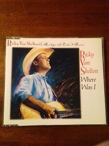 Ricky van Shelton - Where Was I - Maxi CD (1993)