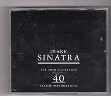 (HW971) Frank Sinatra, The Gold Collection, 40 tracks - 1995 CD set