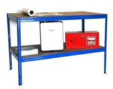 Werkbankregal, Fachlast 150 kg, verzinkt | Jungheinrich