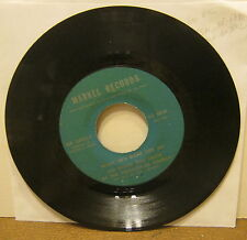 He Will Never Lose His Power THE TRIANGULAR CHURCH 45 Phonograph Record!! X RARE