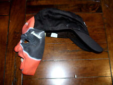 Cleveland Browns Hat Mask - Baseball Cap w/ Built In Rubber Painted Face EXC NFL