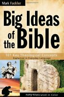 Big Ideas of the Bible by Mark Fackler Paperback / softback Book The Fast Free