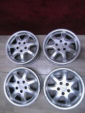 4x Original Audi A4 B5 / B6 Alufelgen 16 Zoll 7Jx16 LK: 5x112 ET45     8D0071499