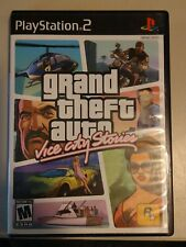 Grand Theft Auto: Vice City Stories (Sony PlayStation 2, 2007) - Complete