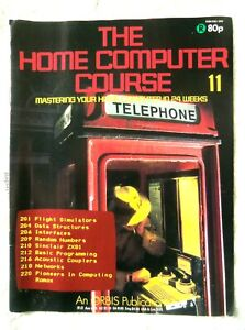 58904 Issue 11 The Home Computer Course Magazine 1983