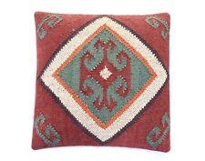 Indian Jute Pillow Cases Kilim Pillow Throw Handmade cushion cover