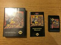 Deadly Moves (Sega Genesis, 1992) Complete in Box - Perfect