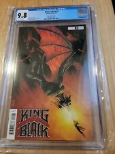 King In Black #3 CGC 9.8 Shalvey 1:50 Dragon Variant wow