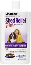Lambert Kay Shed Relief Plus Dog & Cat Skin & Coat Liquid Supplement 32 ozs