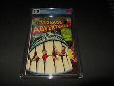 Strange Adventurers 187 CGC 5.5, 1st Enchantress - DC 1966 - (J/D)