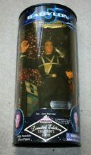 Babylon 5 - John Sheridan - 10' Action Figure / Doll - Sealed