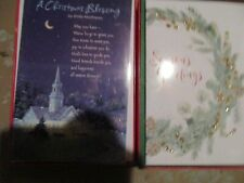 New Box Set of American Greetings  Holiday Christmas Cards Choose Style Lot of 2
