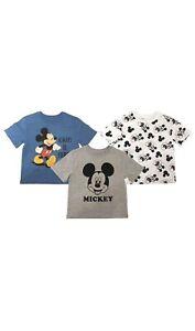 Disney Junior Mickey Boys' 3 Pack Tees (5)