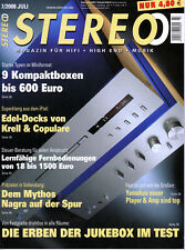 Stéréo 7/2008 - Télécommandes; Esoteric x-05; Yamaha a-s1000 & cd-s1000