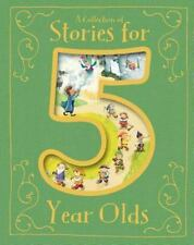 NEW - Collection Of Stories For 5 Year Olds by Parragon Books