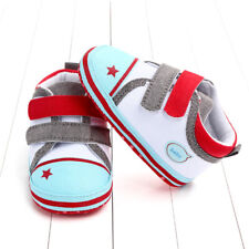 New arrival baby canvas toddler baby's comfortable and colorful design shoes