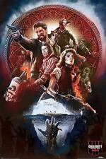 Call of Duty Black Ops 4 Zombies Poster - Premium Gaming Plakat 61 x 91,5 cm